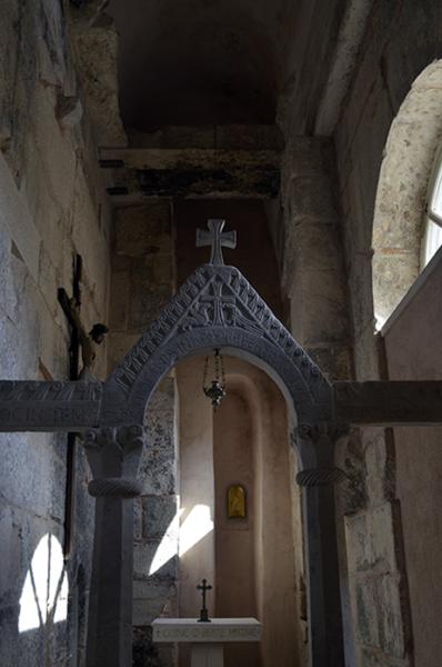 Interior de la iglesia de San Martín de Split