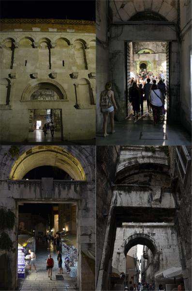 Puertas de Split