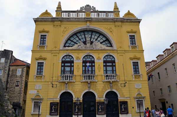 Teatro Nacional de Split