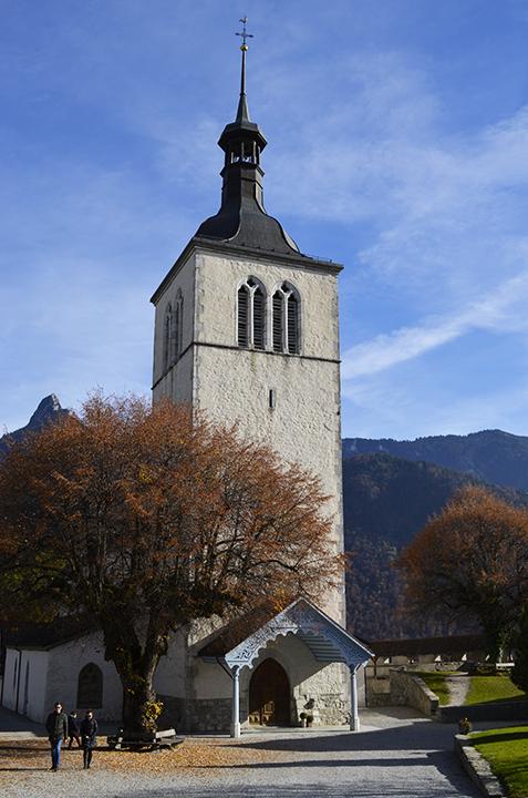 Iglesia de Sain Théodule