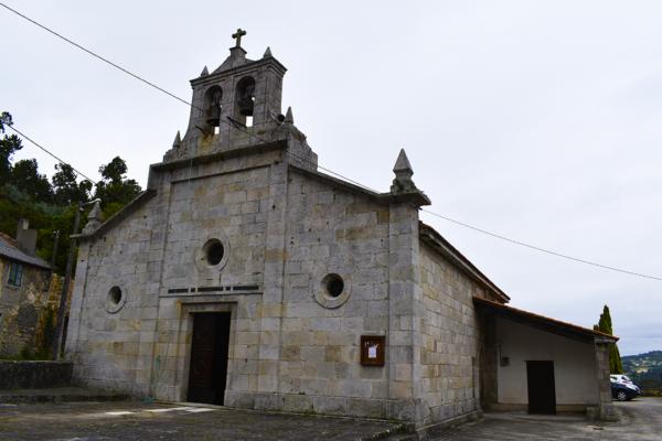 Iglesia Santo Tomé Monteagudo