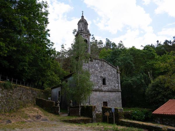 Monasterio San Xusto de Toxoutos