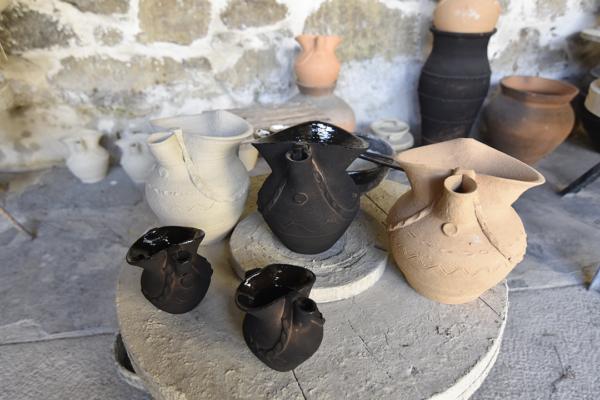 cerámica rectoral gundivós