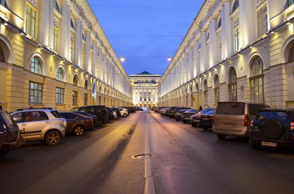 Calle Zodchev