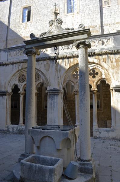 Fuente del Monasterio de los Dominicos
