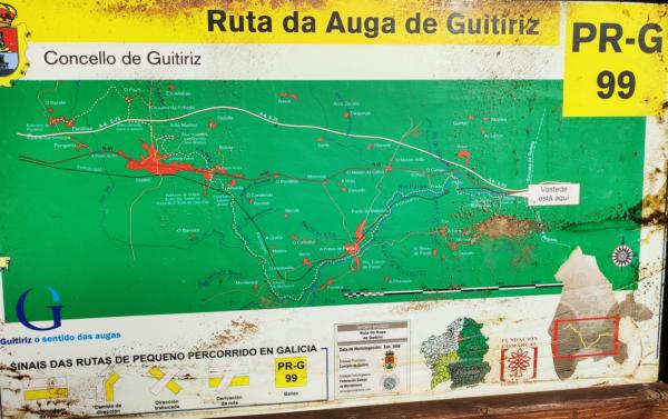Ruta da Auga de Guitiriz