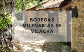bodegas milenarias de vilachá